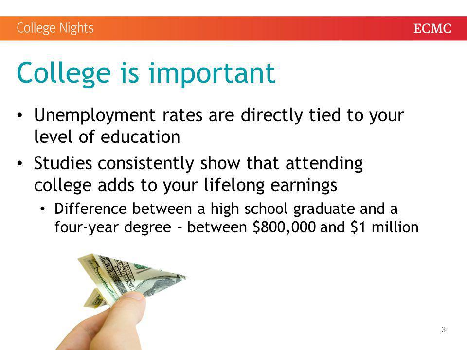 is college degree essential For this reason, it is essential to do research prior to choosing a college  one of  the biggest factors in calculating the average cost of a college degree is.