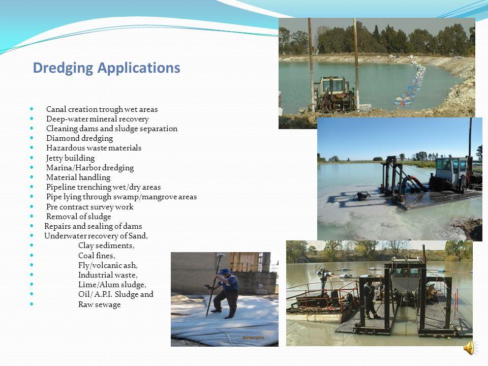 Dredging Applications