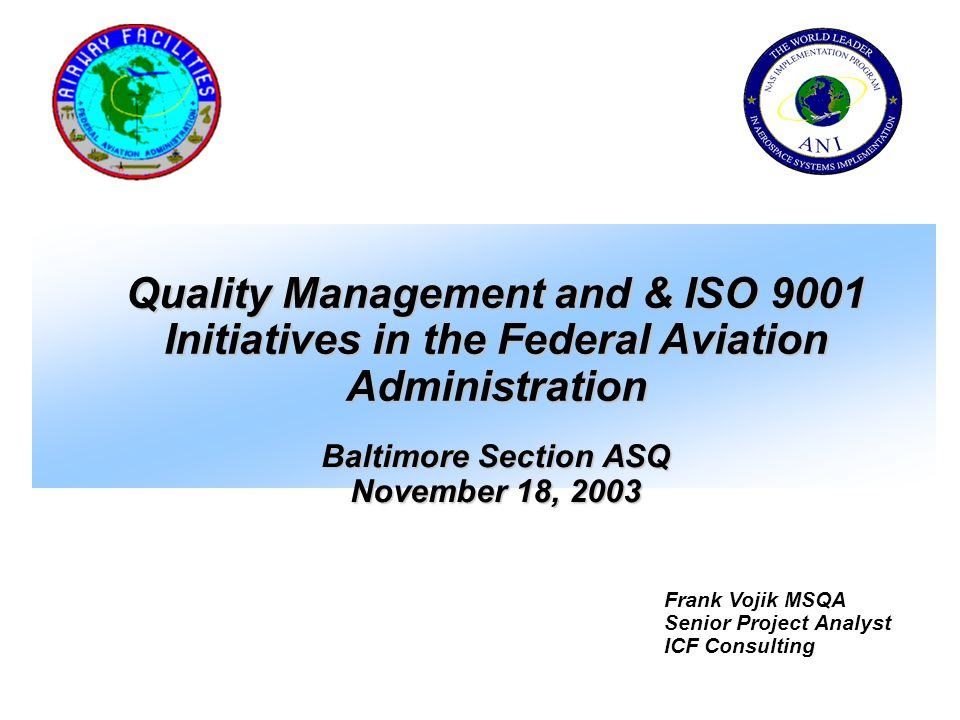 an analysis of federal aviation administration This lessons learned from transport airplane accidents library is intended to provide information in order to aid in the continual improvement of the safety of commercial the joint safety analysis steering committee federal aviation administration 800 independence avenue, sw.