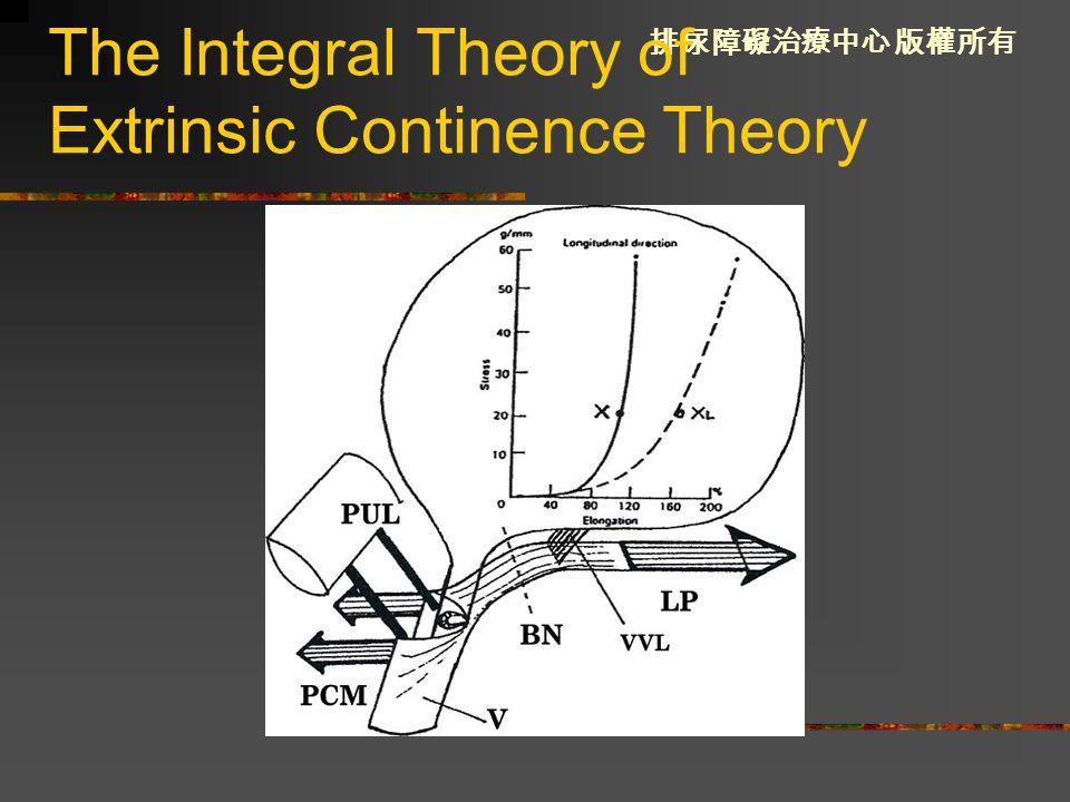 The Integral Theory of Extrinsic Continence Theory