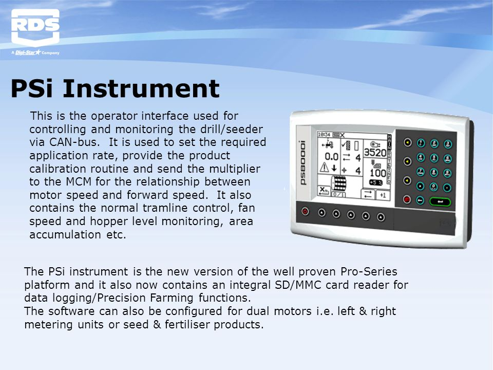 PSi Instrument