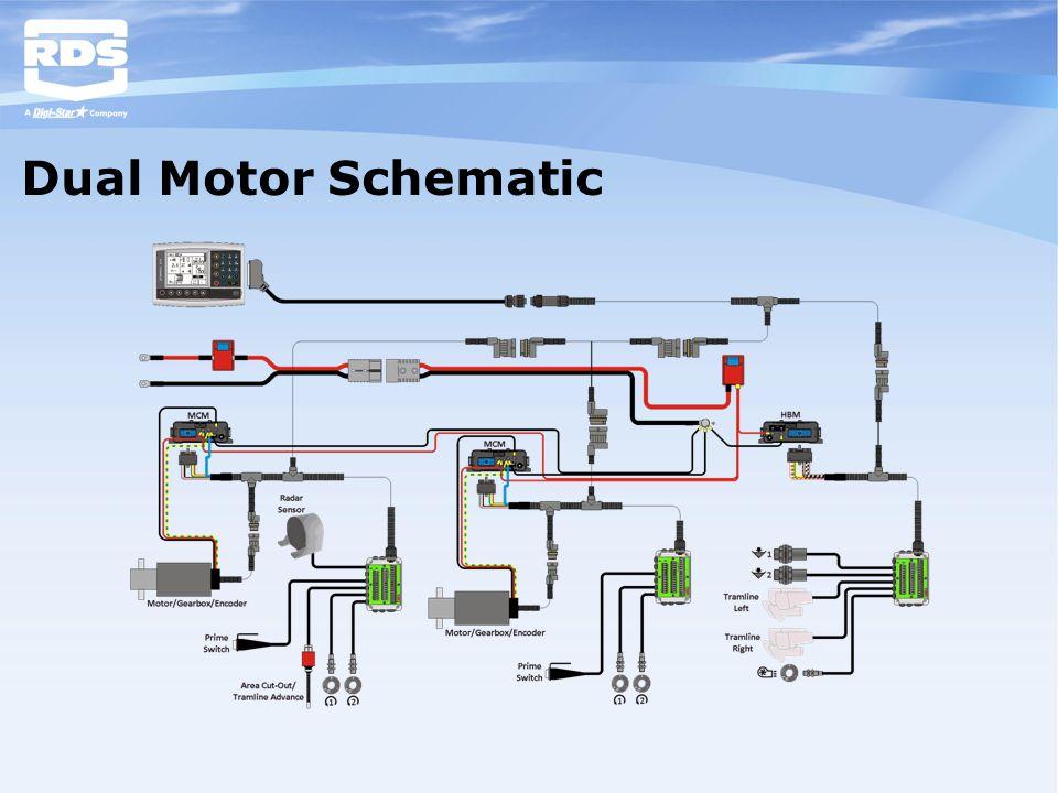 Dual Motor Schematic