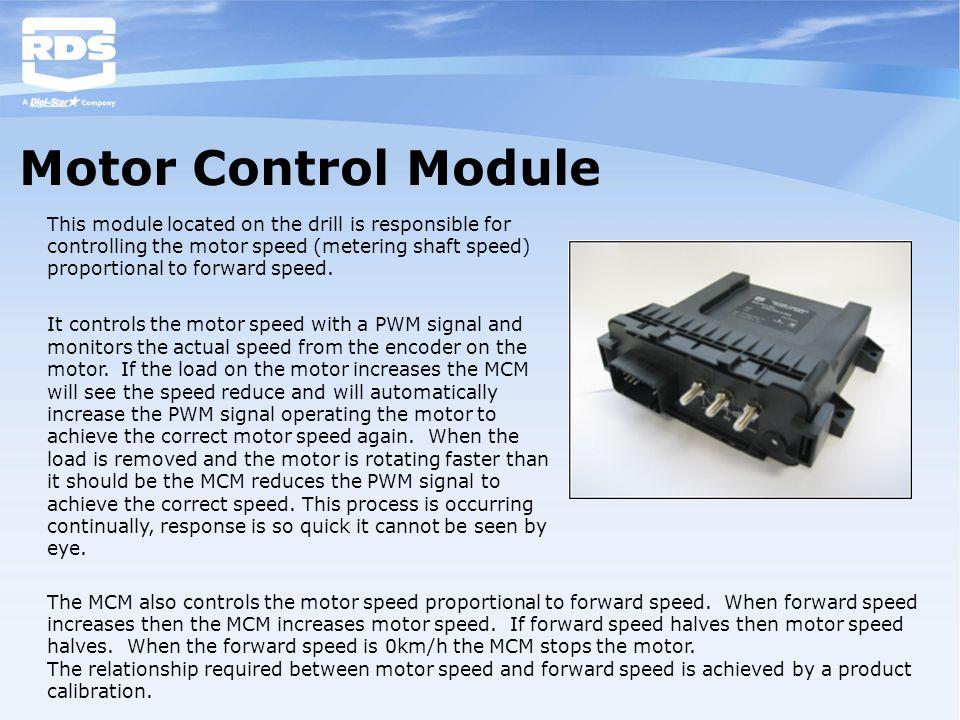 Motor Control Module