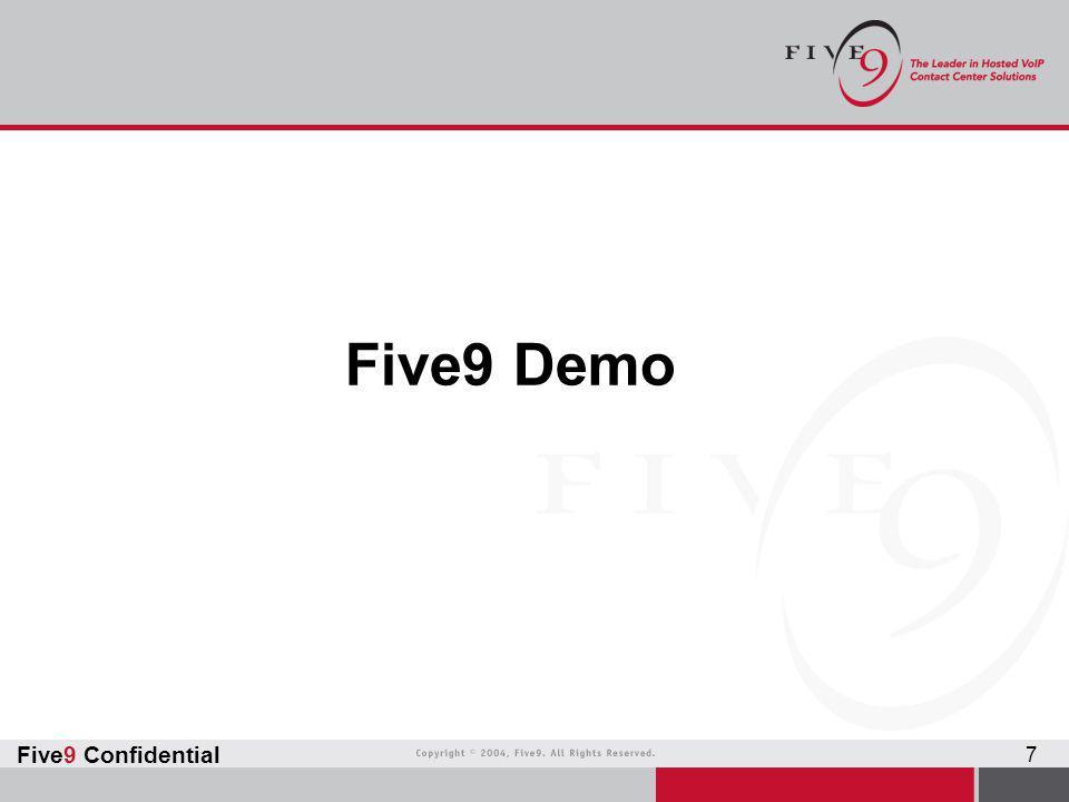Five9 Demo