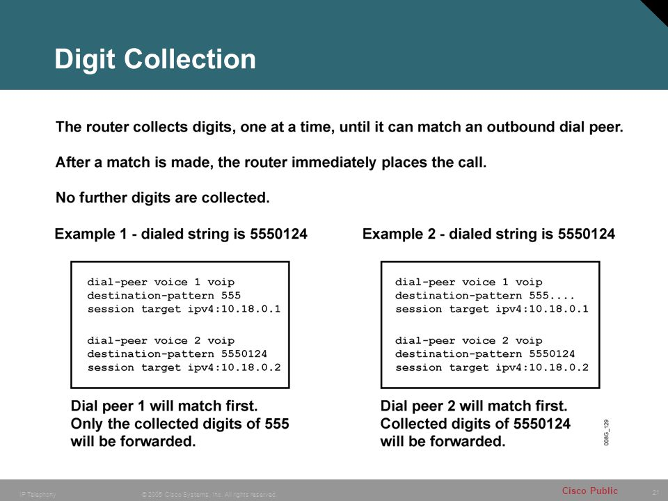 Digit Collection
