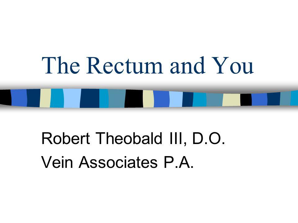 Robert Theobald III, D.O. Vein Associates P.A.