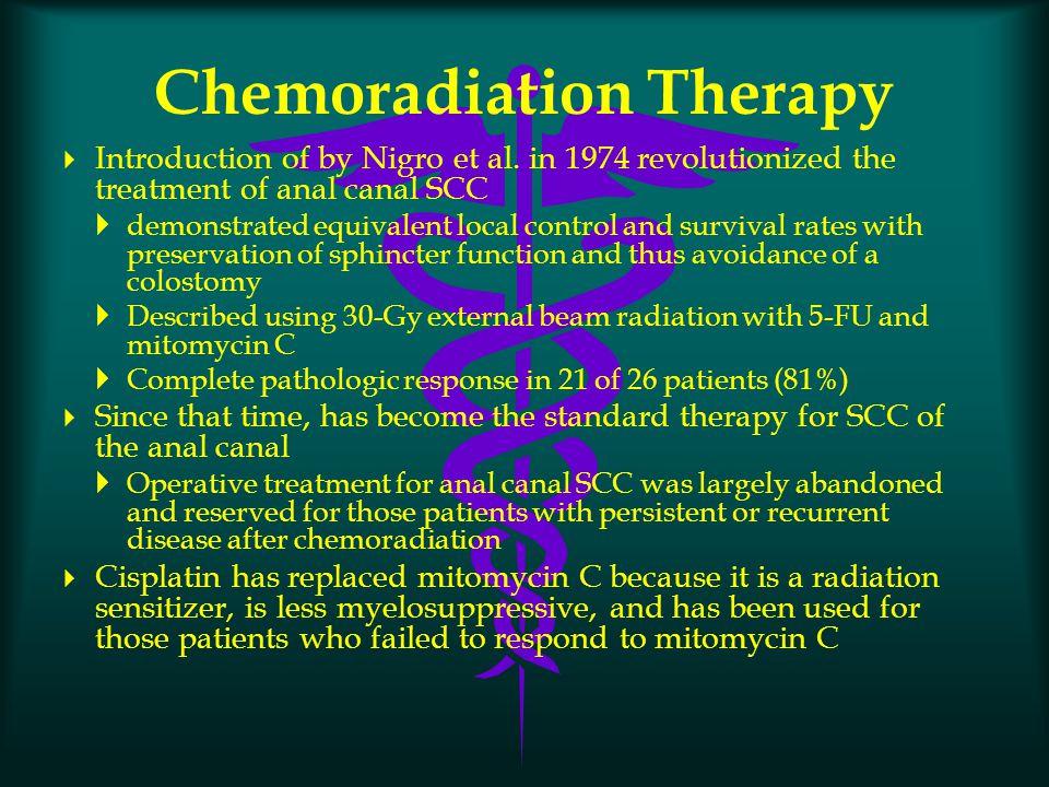 Chemoradiation Therapy
