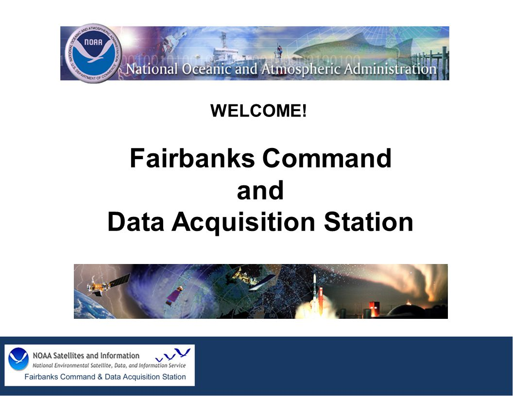 Fairbanks Command and Data Acquisition Station