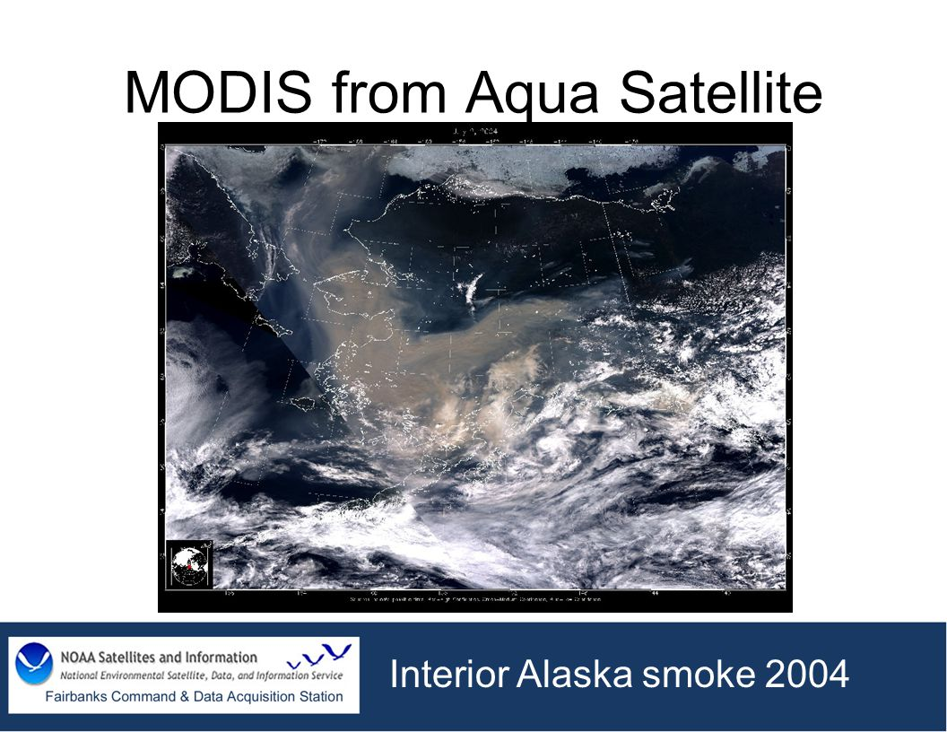 MODIS from Aqua Satellite