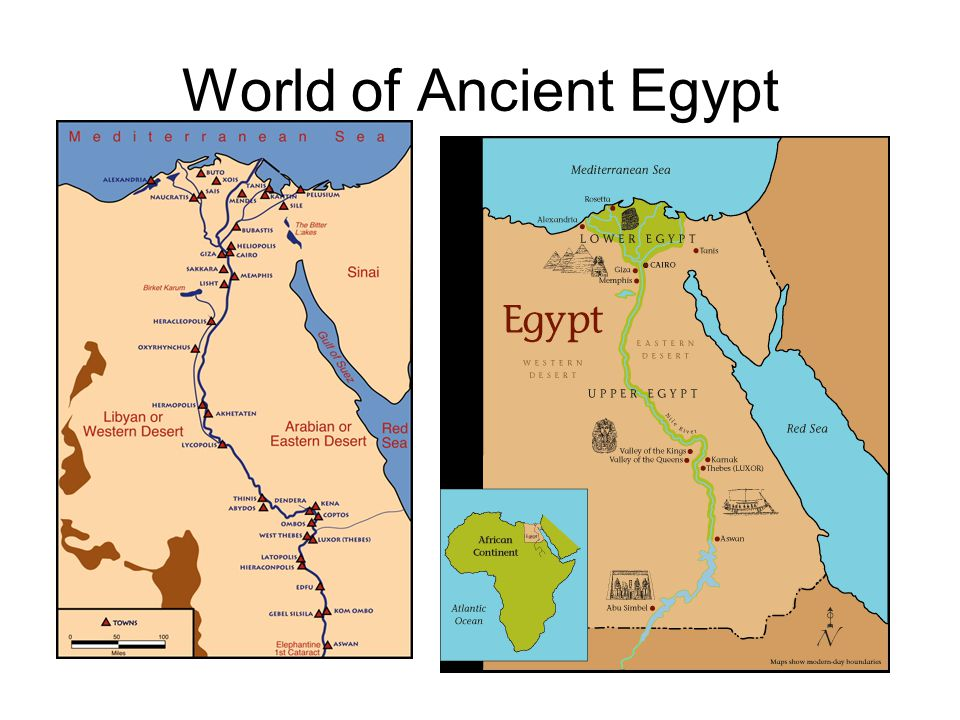 World of Ancient Egypt