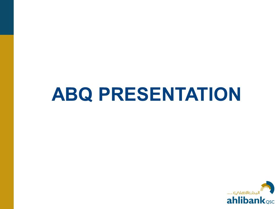 ABQ PRESENTATION
