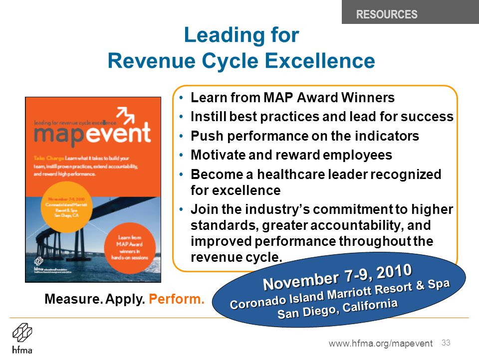 Leading for Revenue Cycle Excellence