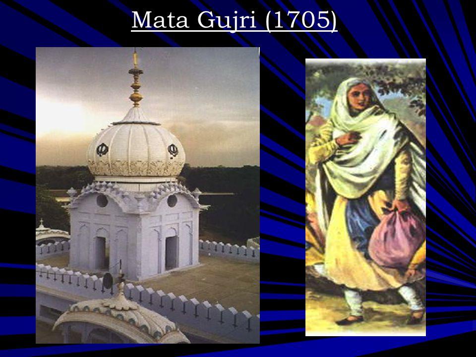 Mata Gujri (1705)