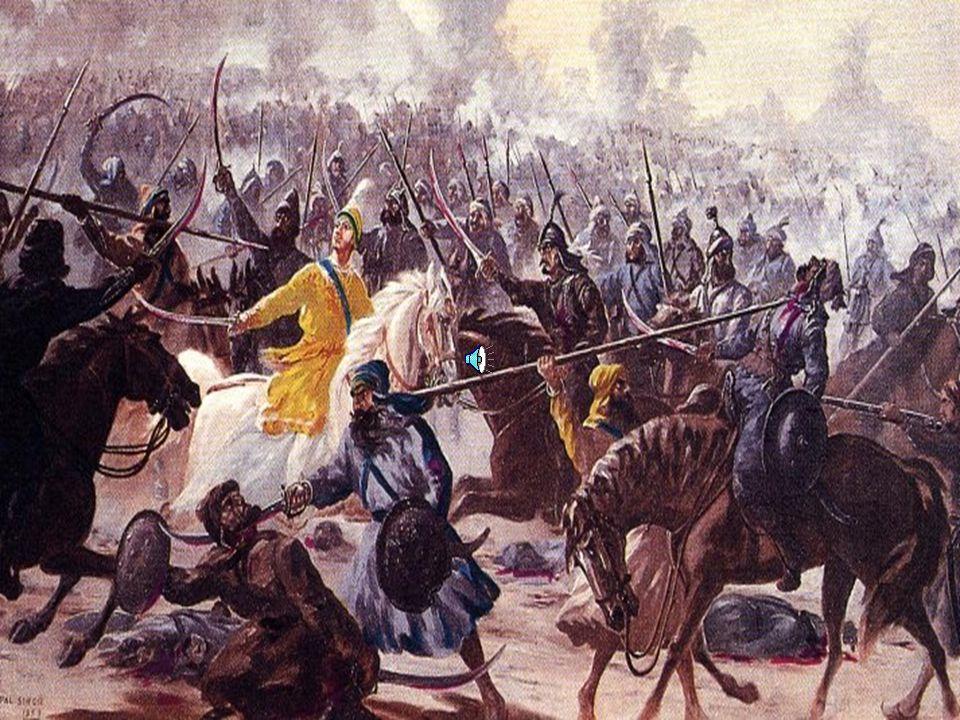 Sahibzada Ajit Singh Ji was Guru Ji s eldest son, born to Mata Sundhri Ji on 9th November 1686 at Anandpur Sahib.