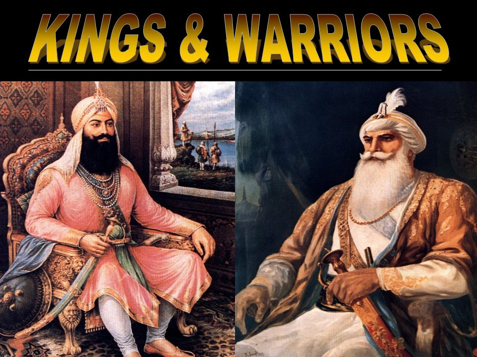 KINGS & WARRIORS