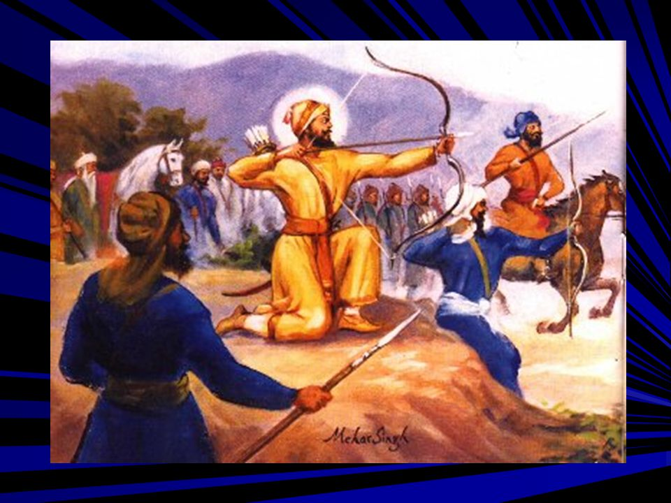 Well people may still question the effectiveness of Gatka in the streets.