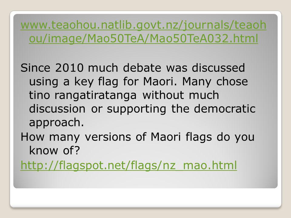 www. teaohou. natlib. govt