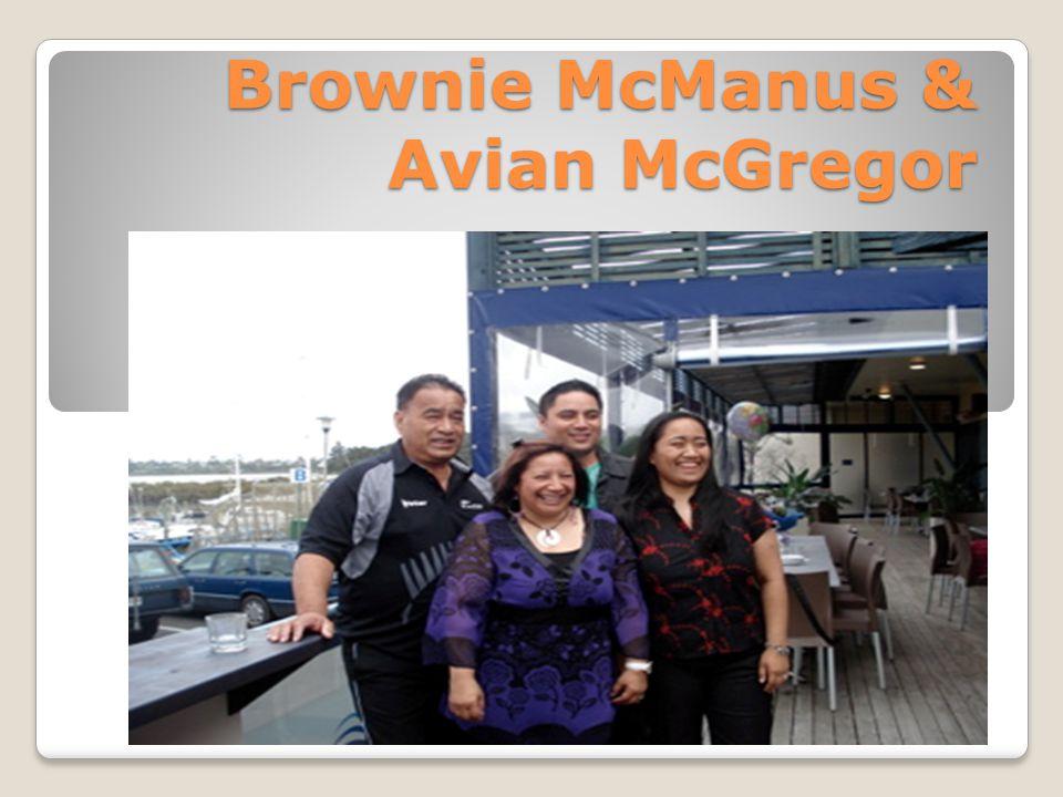 Brownie McManus & Avian McGregor