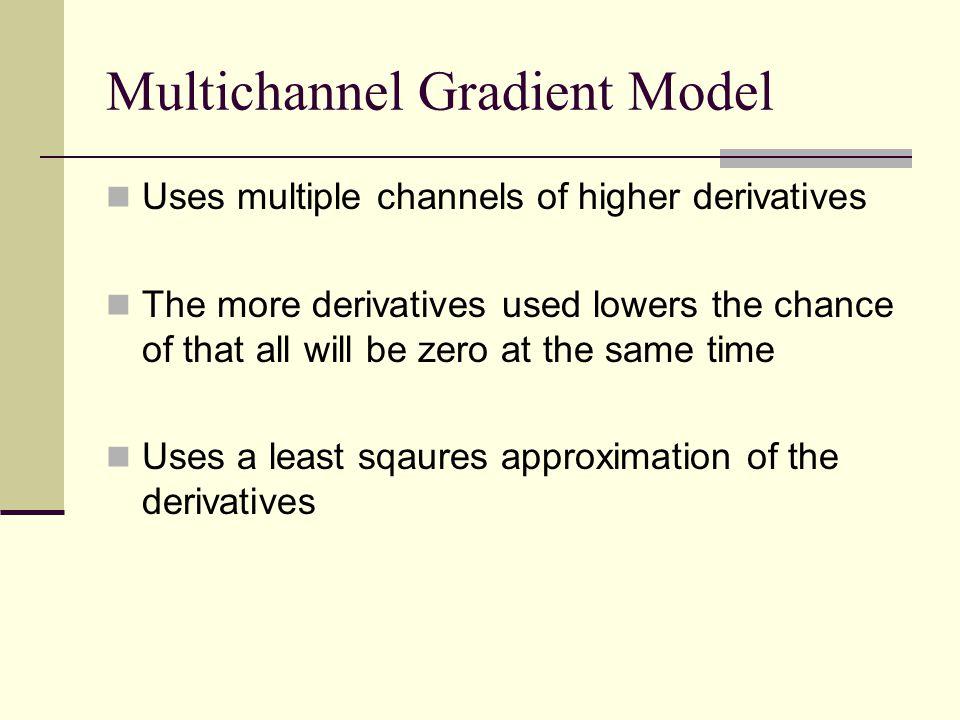Multichannel Gradient Model