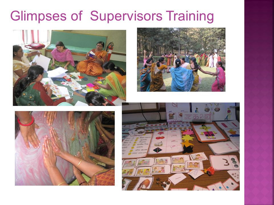 Glimpses of Supervisors Training
