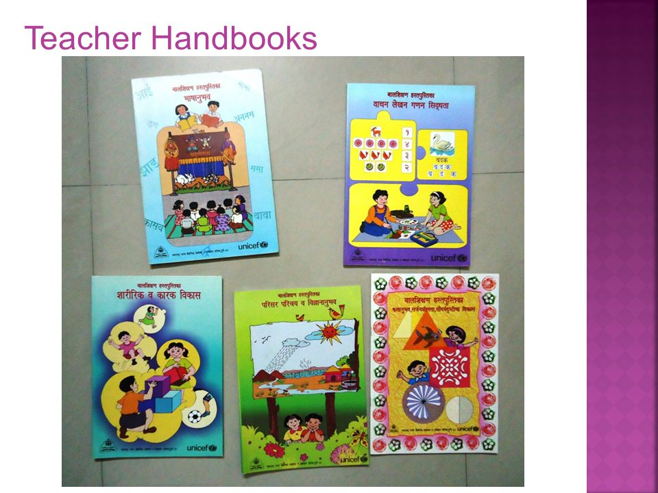 Teacher Handbooks