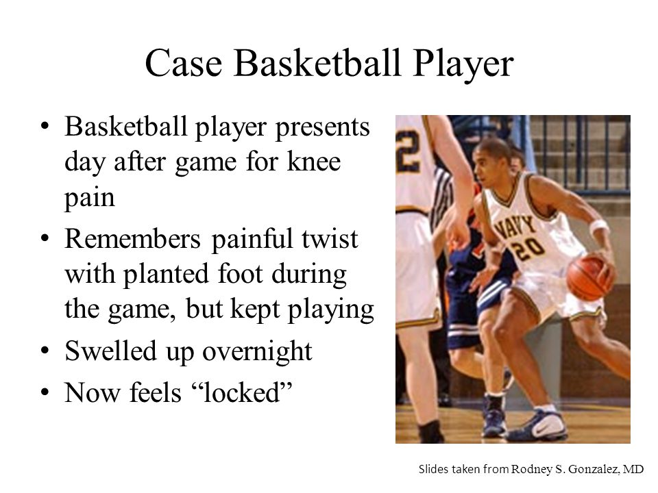 Case Basketball Player
