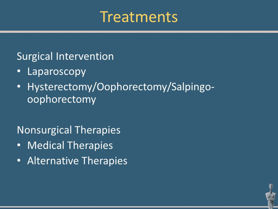 Treatments Surgical Intervention Laparoscopy