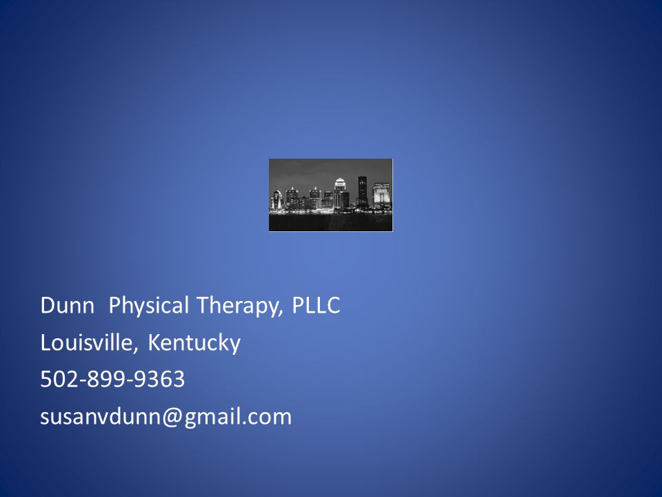 Dunn Physical Therapy, PLLC