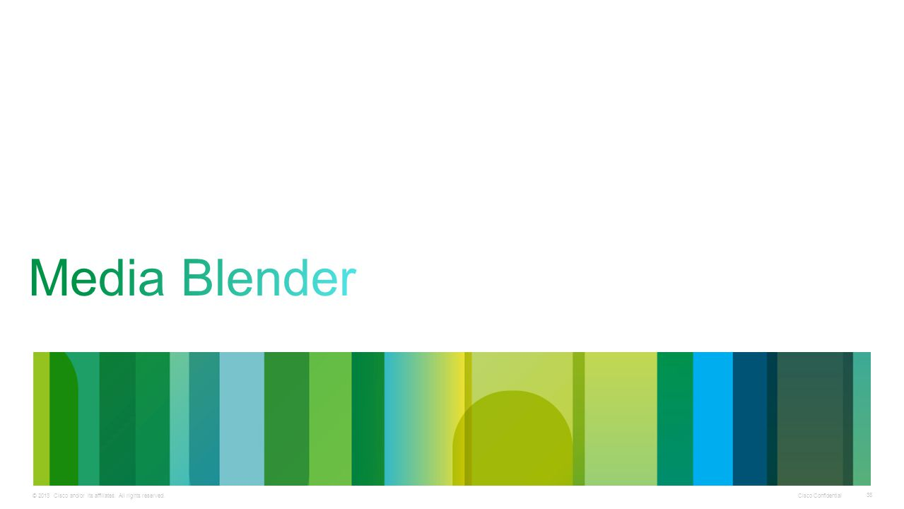 Media Blender