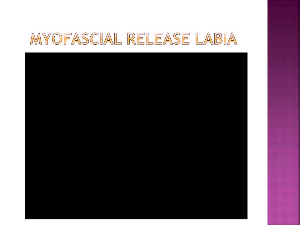 MyoFascial release Labia