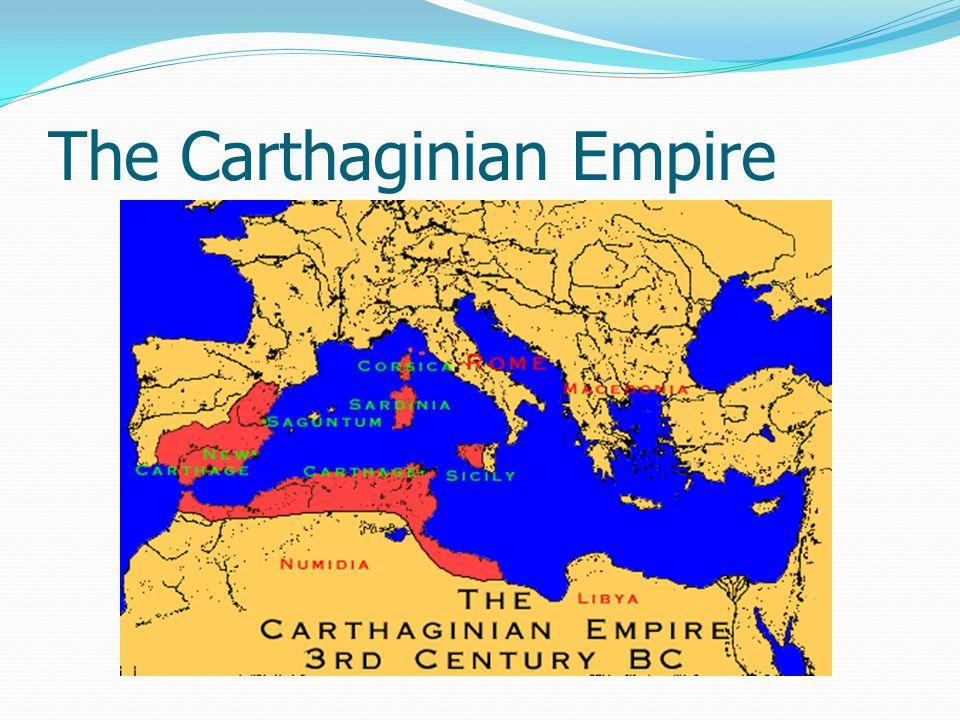 The Carthaginian Empire