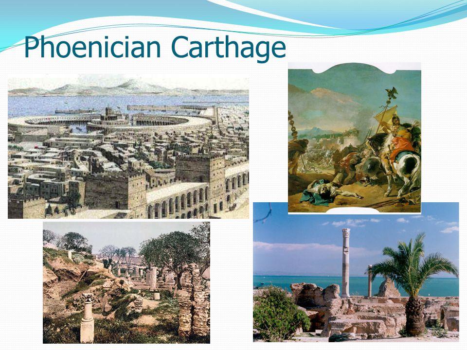 Phoenician Carthage