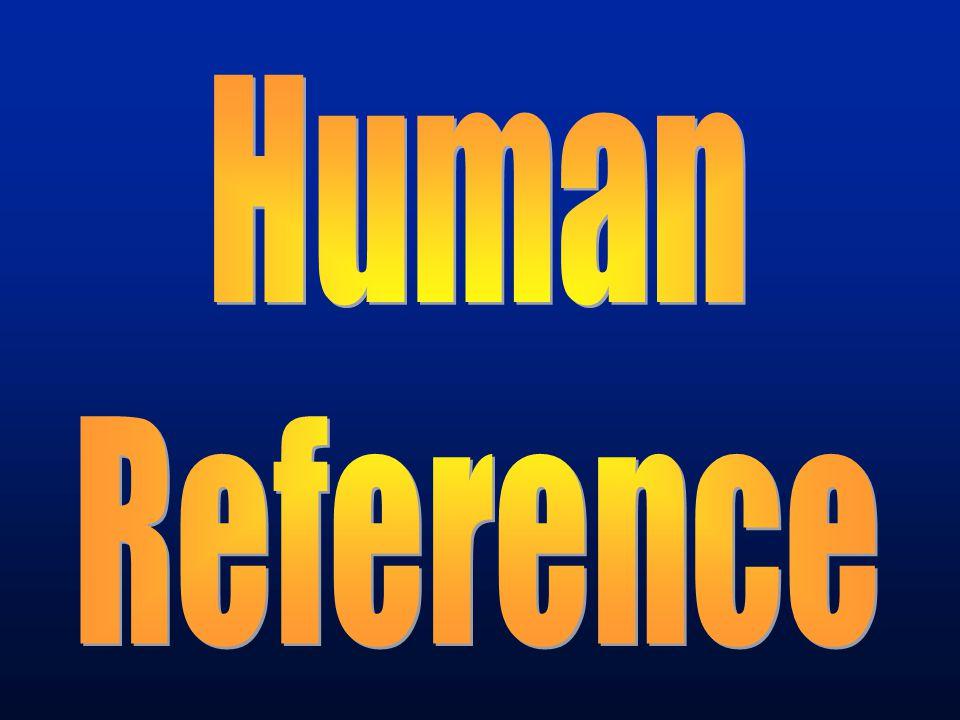 Human Reference