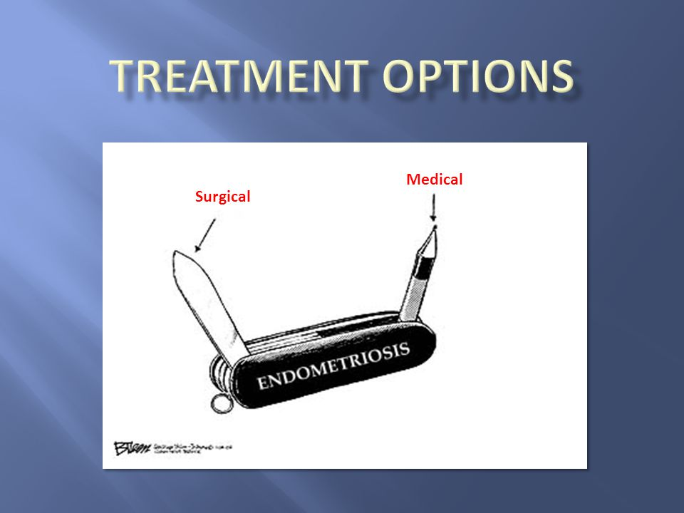 trEATment options Medical Surgical