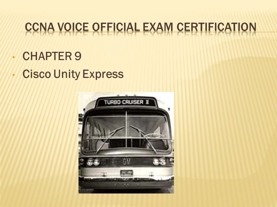 CCNA Voice Official exam Certification