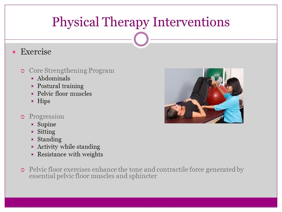 Pelvic Floor Physical Therapy Rhode Island