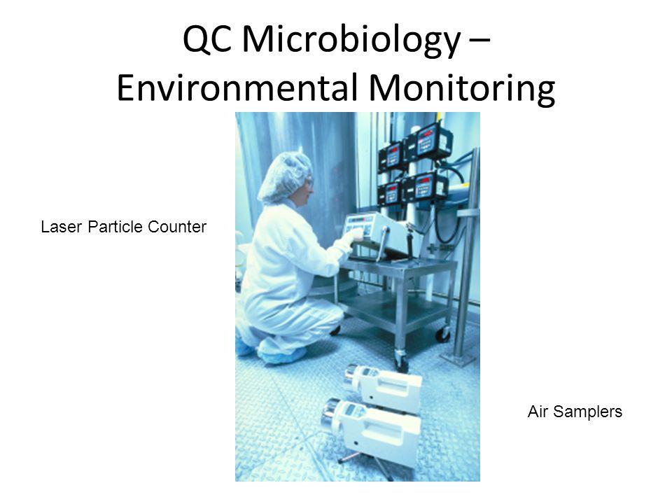 QC Microbiology – Environmental Monitoring