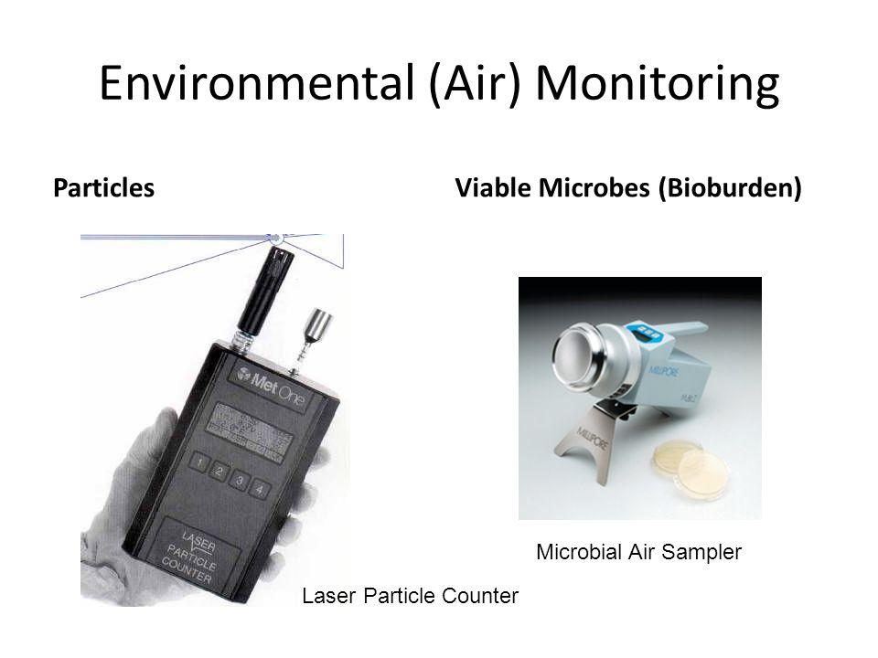 Environmental (Air) Monitoring