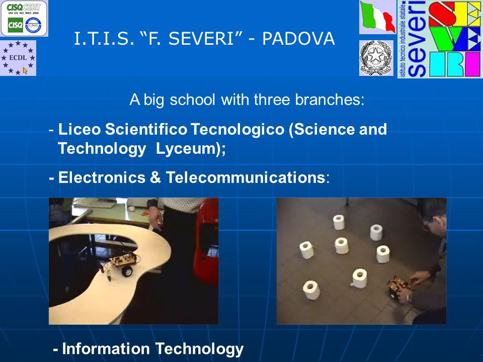 I.T.I.S. F. SEVERI - PADOVA