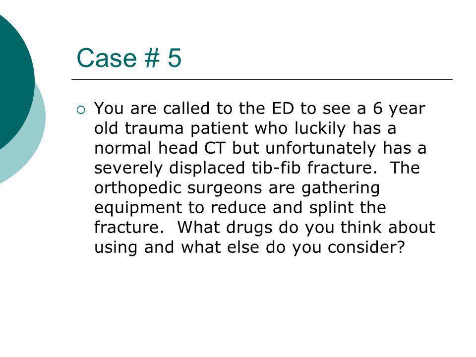 Case # 5