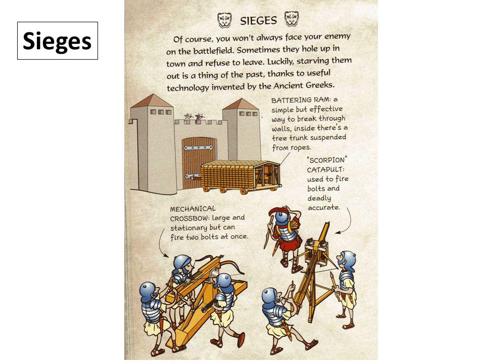 Sieges