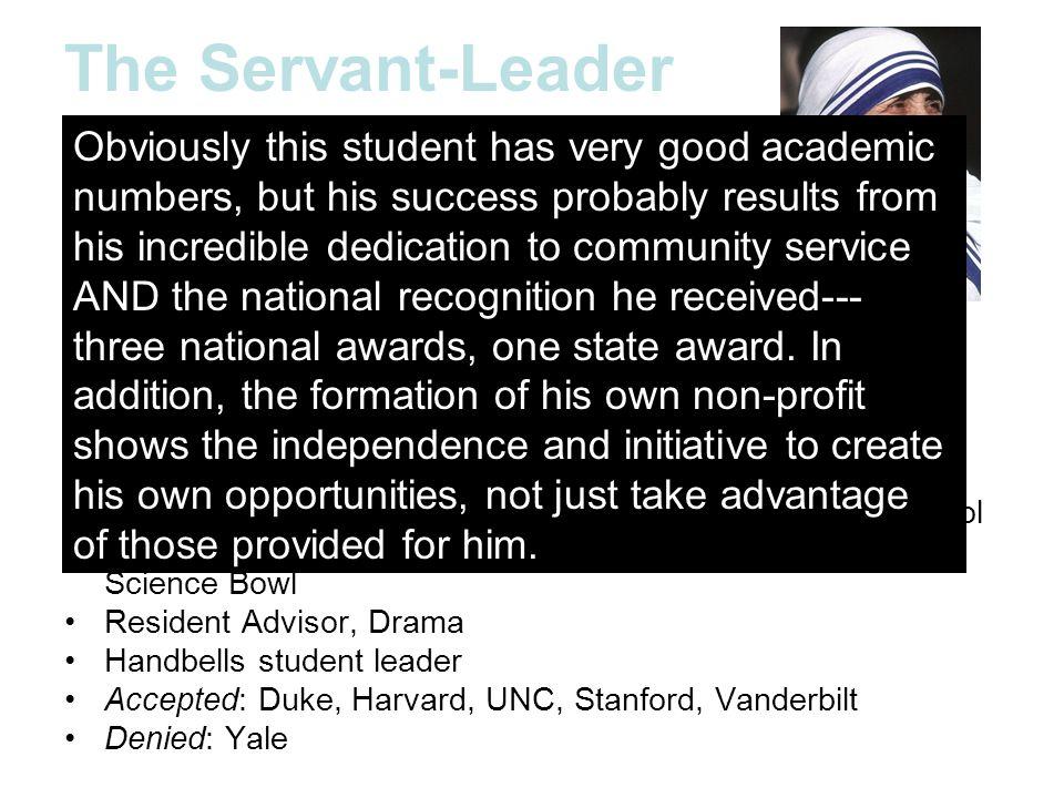 The Servant-Leader