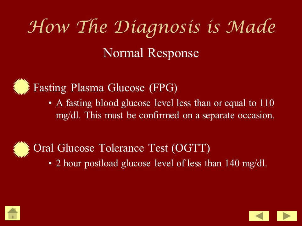 How The Diagnosis is Made