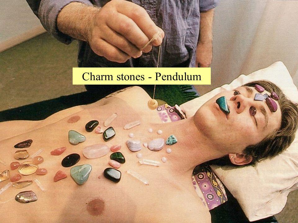 Charm stones - Pendulum