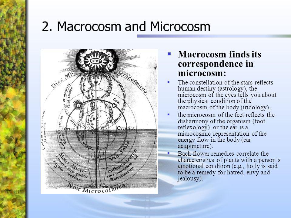 2. Macrocosm and Microcosm