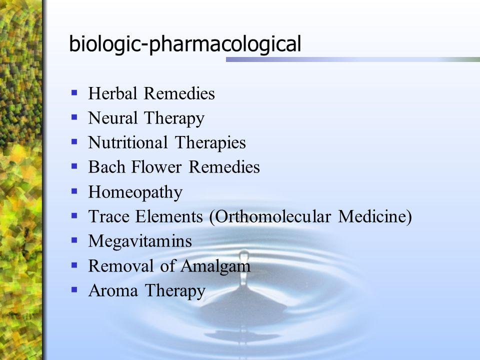 biologic-pharmacological