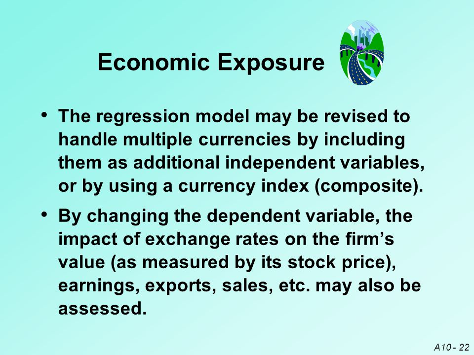 Economic Exposure