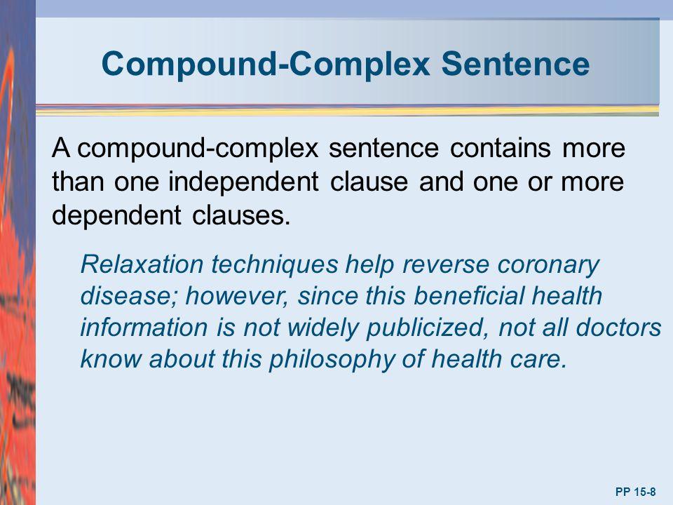 Compound-Complex Sentence