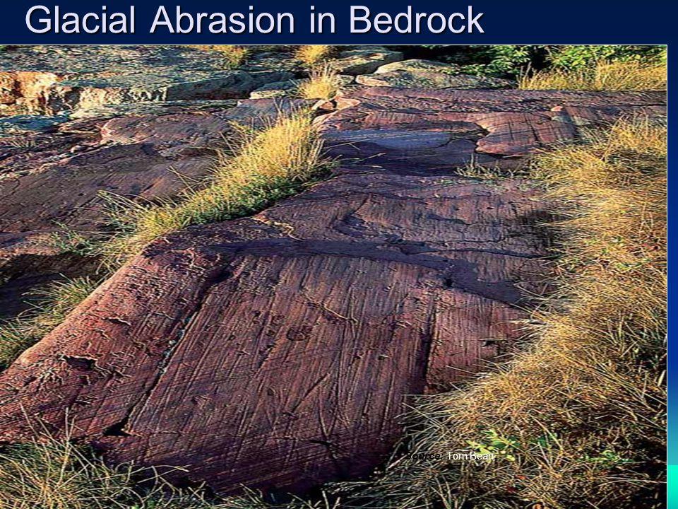 Glacial Abrasion in Bedrock