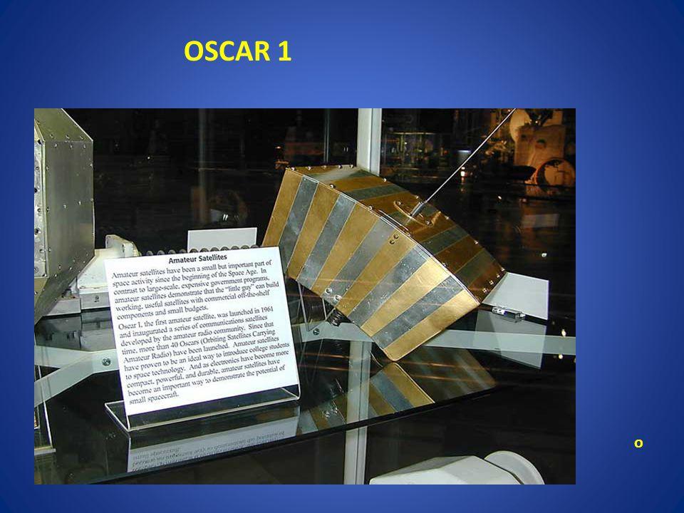 OSCAR 1 o